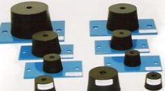 Isoladores elastomérico